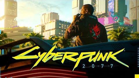 Cyberpunk 2077 – oficjalny zwiastun E3