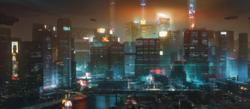 Night City 2074