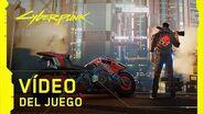 Cyberpunk 2077 — Vídeo oficial del juego