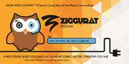 CPRED Ziggurat Telecom