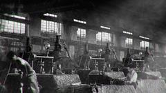 Arasaka Factory, 1920