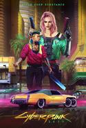 Style kitsch (Cyberpunk 2077)