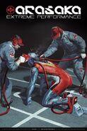 Araska Extreme Performance Poster 2077