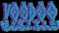Voodoo Boys Text Logotype