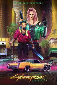 Plakat 2 Cyberpunk 2077