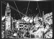 London 2020 Cyberpunk