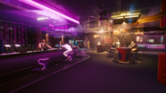 Location Interior Ho-Oh club Ground Floor 01