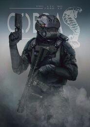 Soldier (concept art) Marcin Tomalak