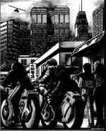 Chinese metropolis (Cyberpunk 2020, Pacific Rim Sourcebook)