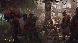 Cyberpunk 2077 2 (concept art)
