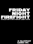 Friday Night Firefight cover