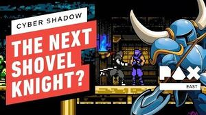 Cyber Shadow is the New Shovel Knight