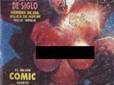 Cybersix Comic Book Series
