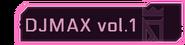 DJMAX vol.1