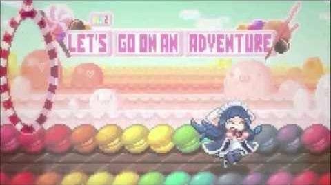 Let's Go On An Adventure