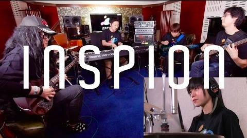 サウンド制作スタジオ「INSPION」テーマ曲(フルバンド_ロングバージョン)
