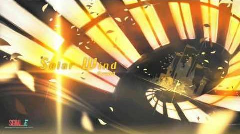 【CYTUS】Solar_Wind【SIGNAL-E】