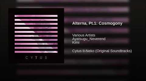 Alterna Pt.1 -Cosmogony-