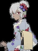 Ivy-Kimono