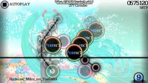 Agithatheprincess/The Confusion of Hatsune Miku (Chart)