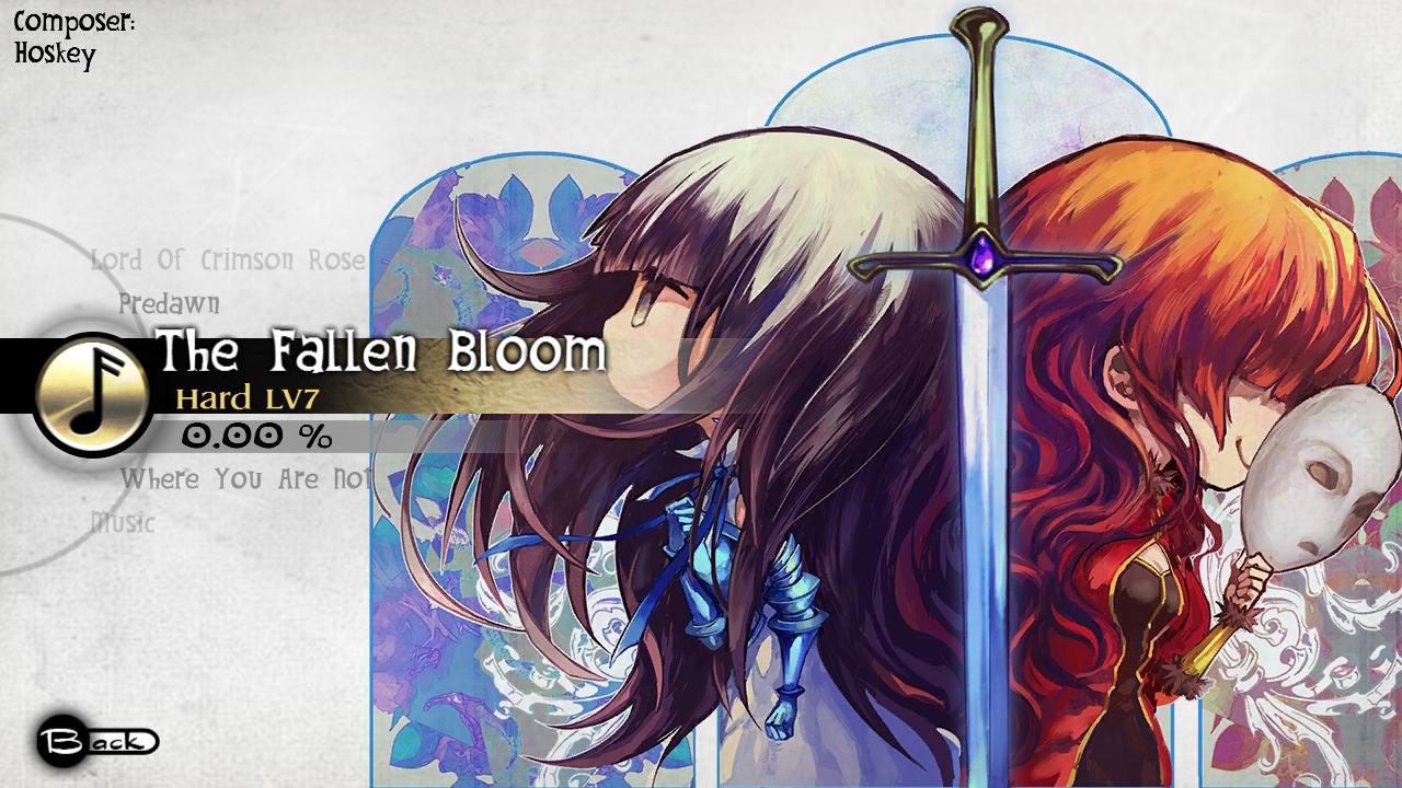 The Fallen Bloom