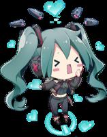Miku Chibi 2