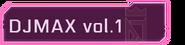 DJMAX vol.1-1