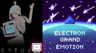 Cytus_II_Grand_Emotion_-_Electron【音源】_【高音質】