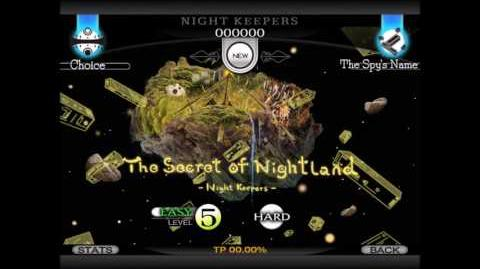 The Secret of Nightland