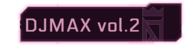 DJMAX vol.2