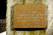 Sławutycz — tablica na Pomniku Ofiar Awarii CzAES