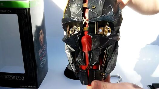 Dishonored 2 Collector's Edition UNBOXING (XBOX ONE)