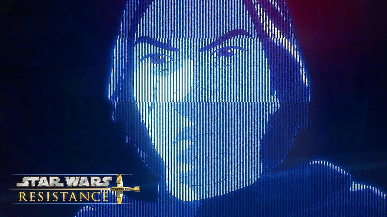 Teaser | Star Wars Resistance | Disney XD