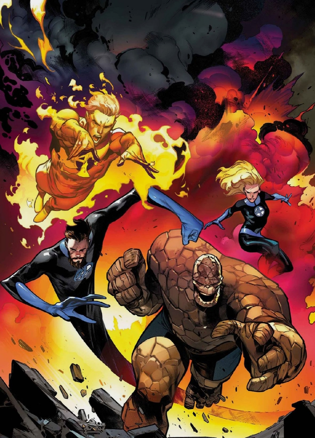 Is the new Fantastic Four comic worth reading??