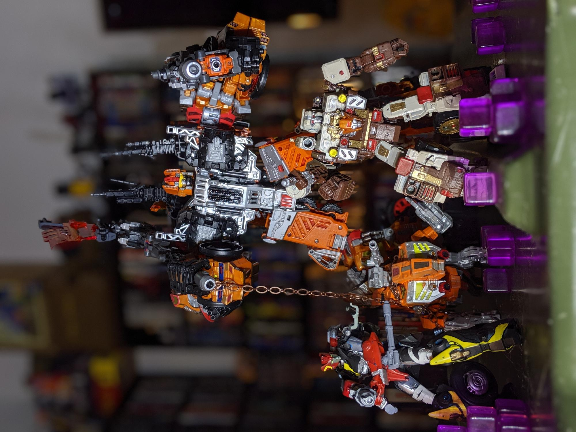 JunkPuncher and the Junkion Scrap Squad