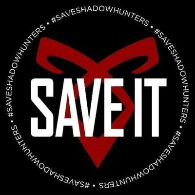 #SaveShadowhunters ?