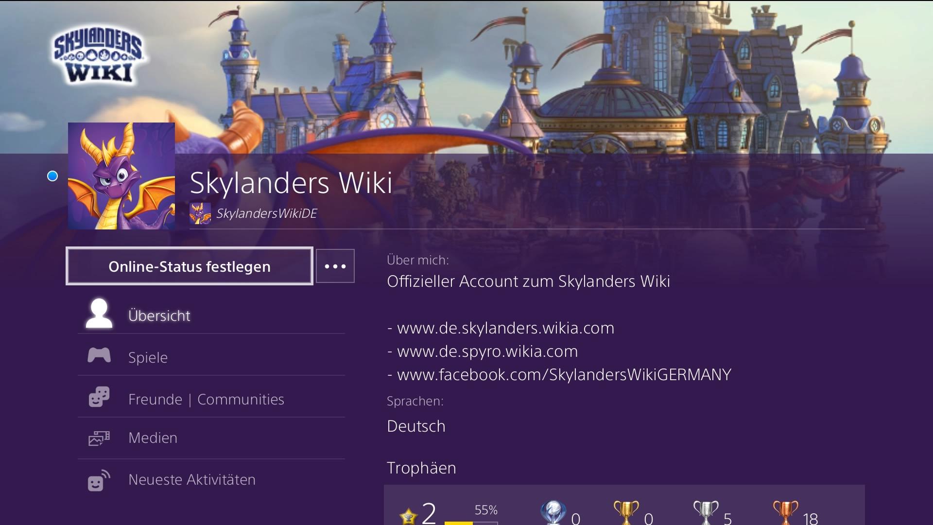 Kostenloser Spyro PSN Avatar im PSN Store erhältlich