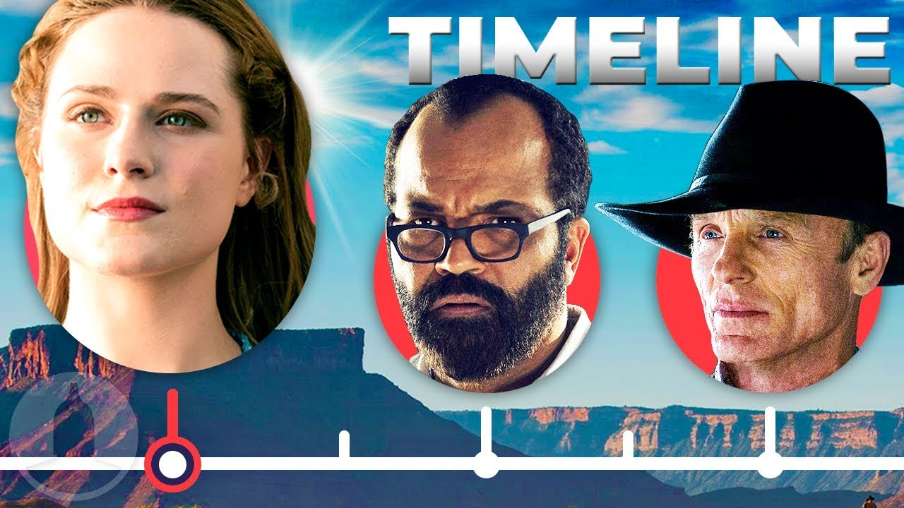 The Complete Westworld Timeline...So Far | Cinematica