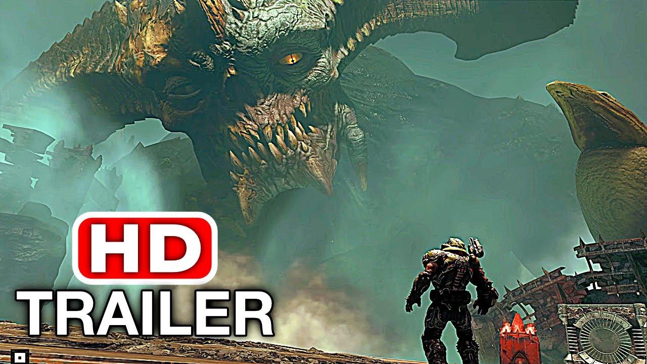 DOOM ETERNAL The Ancient Gods DLC Trailer (2020) HD