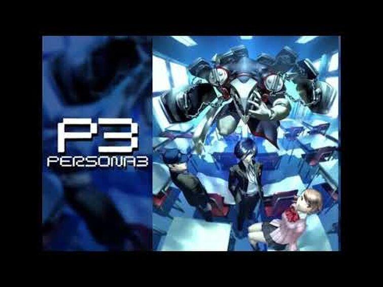 Persona 3 OST - Burn My Dread (Last Battle) [Earrape]