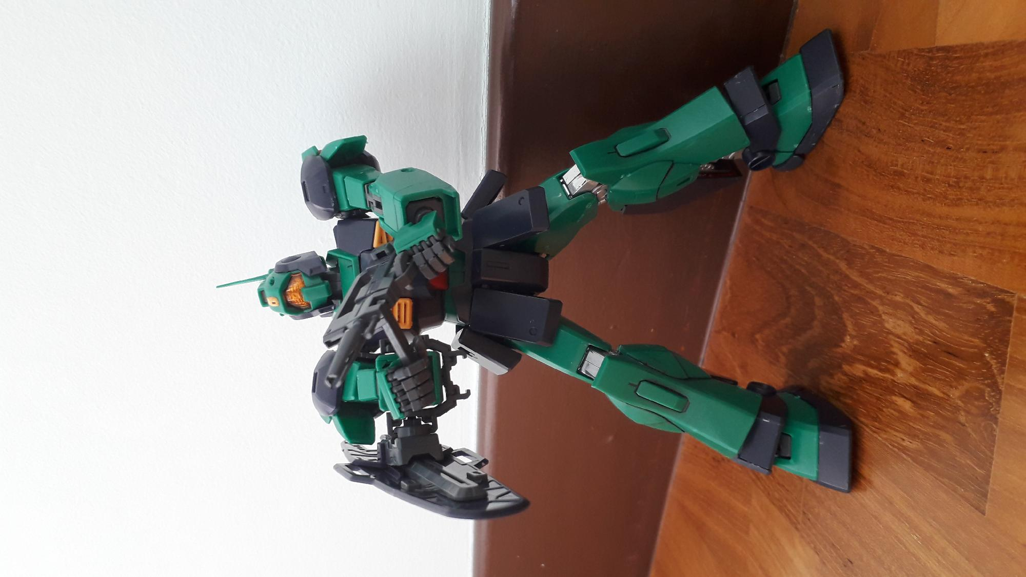 The MG nemo is completed