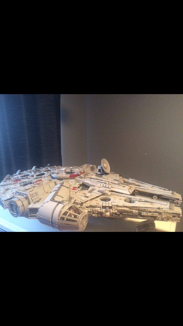 LEGO Star Wars UCS Millenium Falcon (just bought this...)