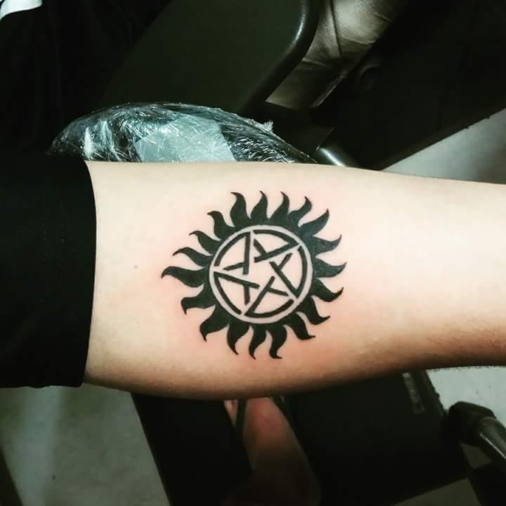 Tatuagem pronta