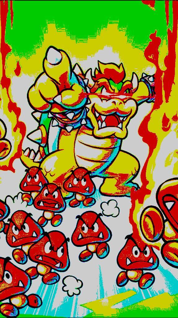 Destroy Mario