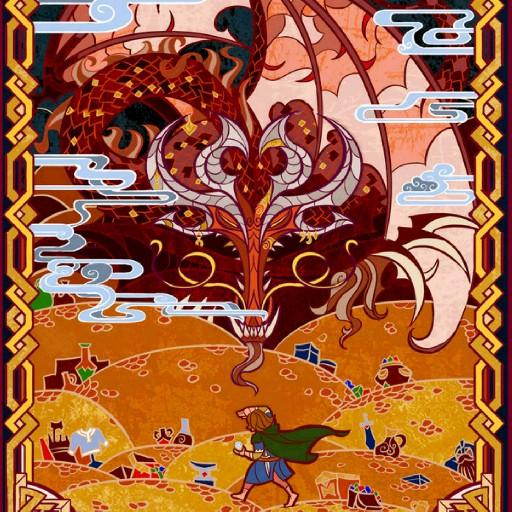 Johih Dacveil Wolf of The Seas