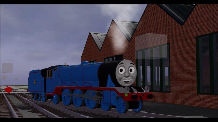 Thomas Becomes Gordon (CBR Meme)