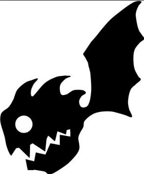 Why does the bat look so cute, I wanna hug it!