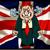 The angry englishman