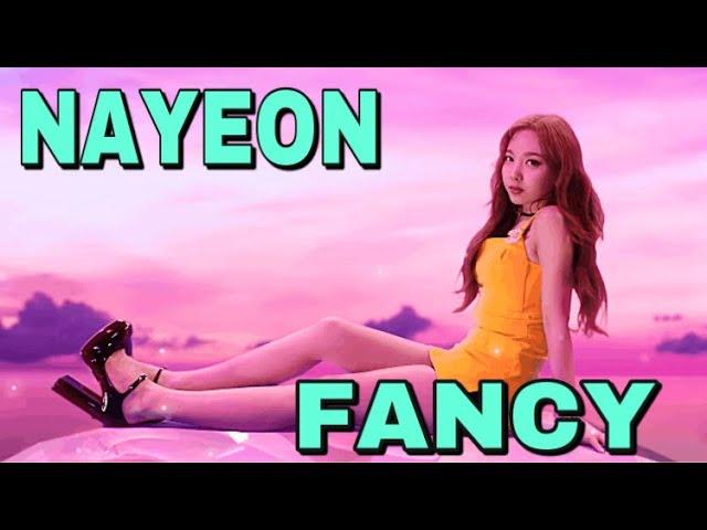 TWICE - FANCY MV (Nayeon focus)