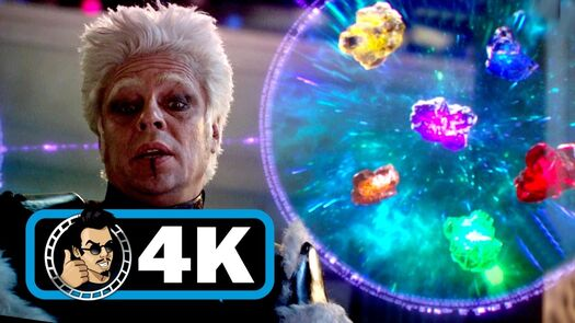 The Infinity Stones - GUARDIANS OF THE GALAXY Movie Clip (4K ULTRA HD) Chris Pratt Marvel 2014